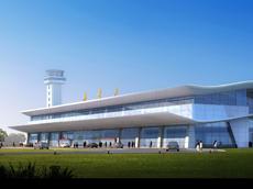 北戴河机场航站楼项目